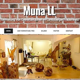 Muna Website