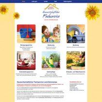 Responsive HTML-Website