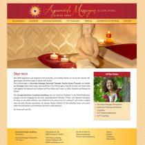 Internetseite mit Wordpress