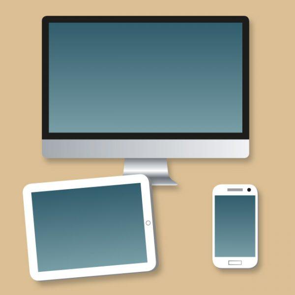 Responsive Webdesign Internetseiten