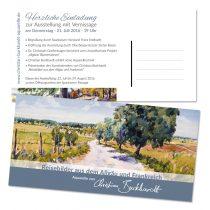 Postkarten Einladungen