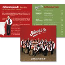 Grafikdesign CD Cover, Booklets, Digipacks