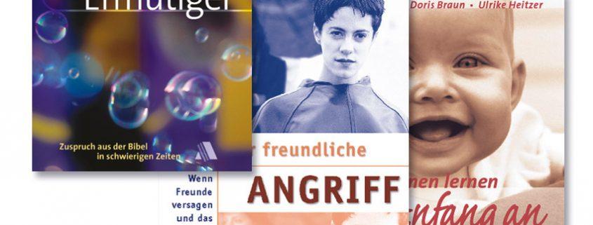 Design Bücher, Buchumschläge Landsberg