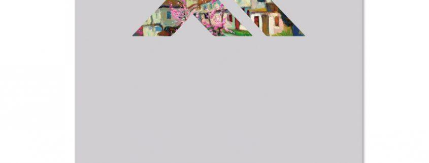 Mappen mit Visitenkartenschlitz
