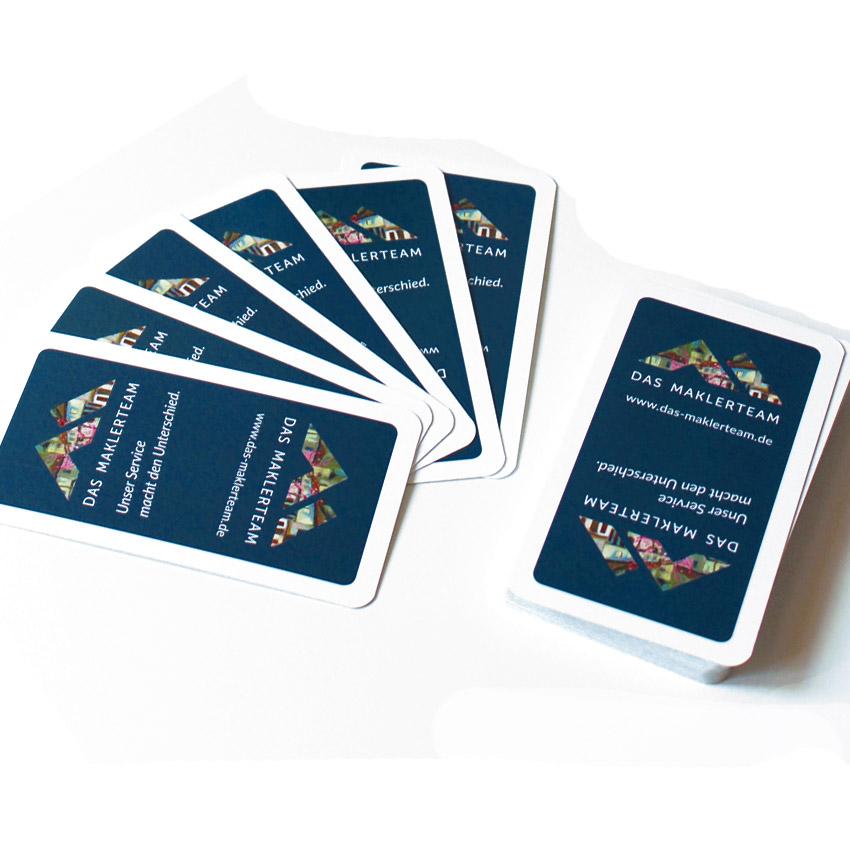 Werbegeschenke Spielkarten