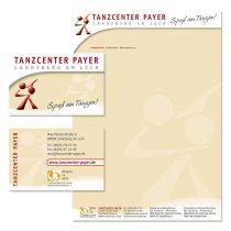 Akzidenzdrucksachen Tanzcenter Payer Landsberg