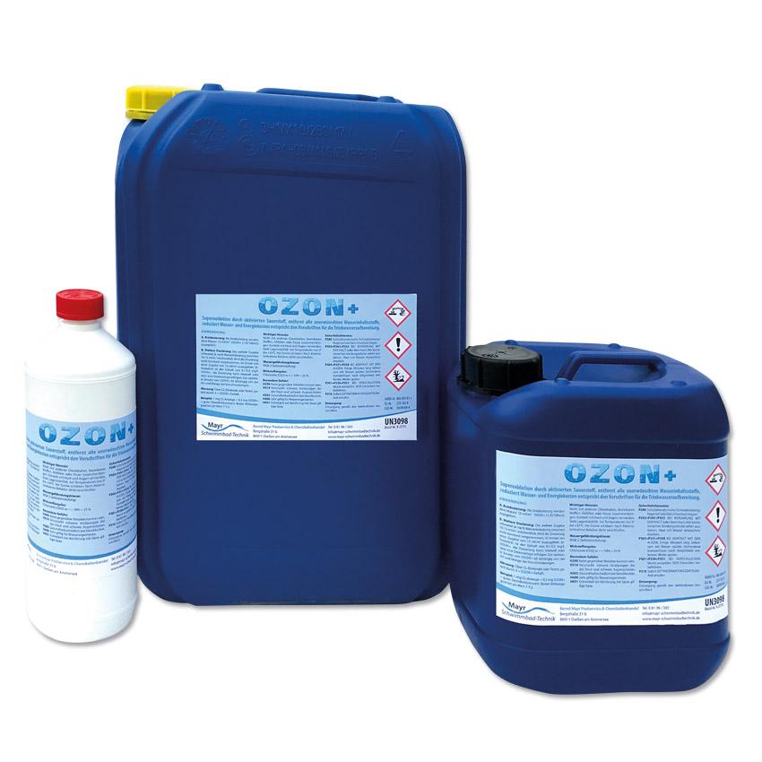 ozon+ Produkt-Etiketten
