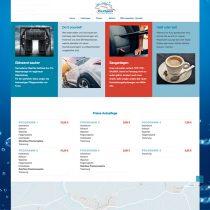 Webdesign Waschpark Dinkelscherben I