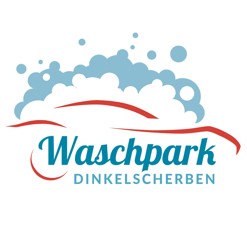 Waschpark Dinkelscherben Logodesign