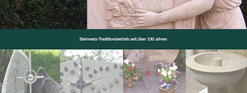 Steinmetz Ludwig Landsberg Internetseite
