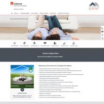 Internetpräsenz mit Immobiliensuche Makler