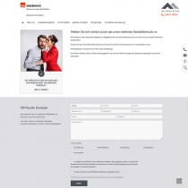 Internetseitenerstellung Makler