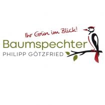 Baumspechter Logodesign